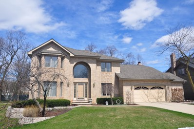 383 Crestwood Road, Wood Dale, IL 60191 - #: 10343546