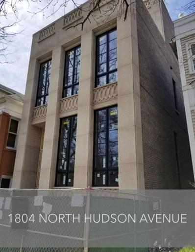 1804 N Hudson Avenue, Chicago, IL 60614 - #: 10343547