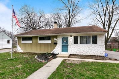 2206 Benedict Avenue, Joliet, IL 60436 - MLS#: 10343616