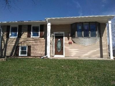 427 Everette Avenue, Romeoville, IL 60446 - MLS#: 10343652
