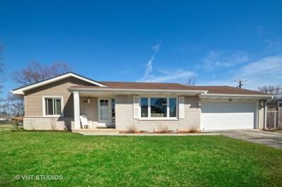 825 Marshall Drive, Des Plaines, IL 60016 - MLS#: 10344094