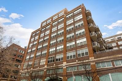 933 W Van Buren Street UNIT 422, Chicago, IL 60607 - MLS#: 10344135