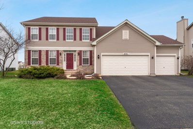270 W Olmsted Lane, Round Lake, IL 60073 - #: 10344182
