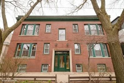 1460 W Victoria Street UNIT 1, Chicago, IL 60660 - #: 10344226