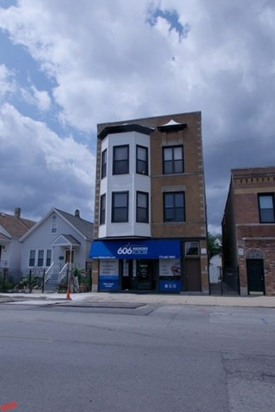 2704 N California Avenue UNIT 3F, Chicago, IL 60647 - #: 10344342