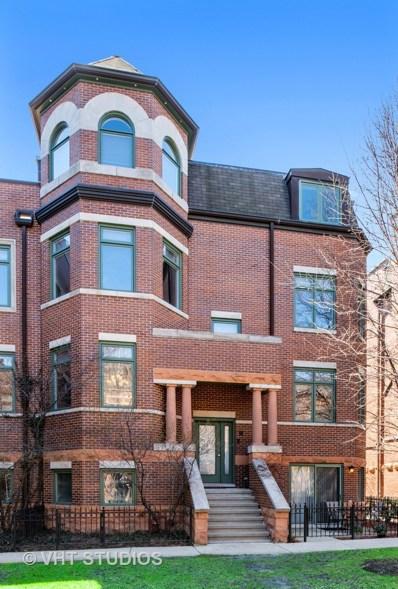 1351 W Altgeld Street UNIT 2L, Chicago, IL 60614 - #: 10344539