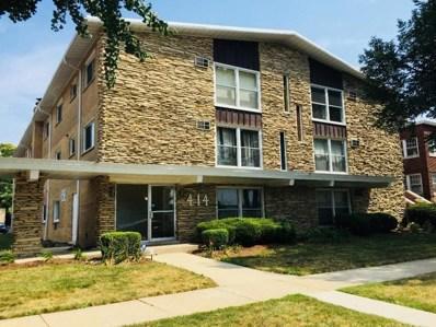 414 S Scoville Avenue UNIT B4, Oak Park, IL 60302 - MLS#: 10344592