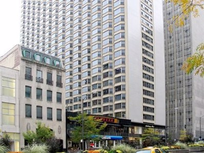 535 N Michigan Avenue UNIT 1808, Chicago, IL 60611 - #: 10344763