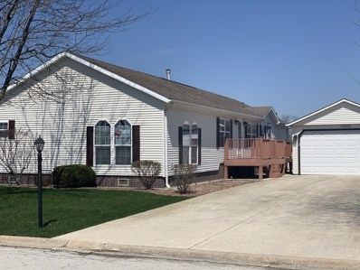 10822 La Costa Lane, Frankfort, IL 60423 - #: 10345295
