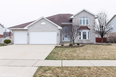 685 Tanager Lane, New Lenox, IL 60451 - #: 10345347