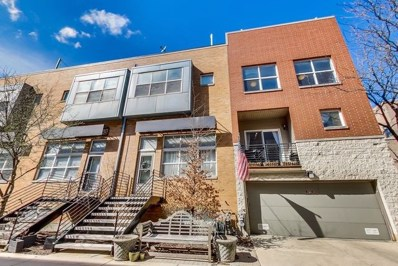 1811 N Rockwell Street UNIT P, Chicago, IL 60647 - #: 10345521