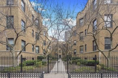 539 W Brompton Avenue UNIT 3N, Chicago, IL 60657 - #: 10345644