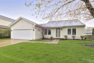 1614 Jennifer Lane, Mchenry, IL 60050 - #: 10345649