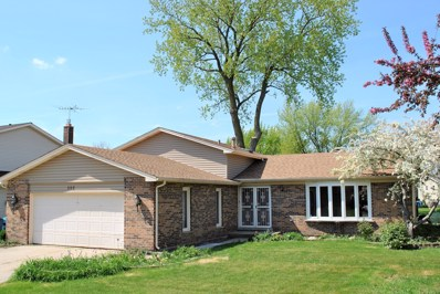 582 Mistic Harbour Lane, Schaumburg, IL 60193 - #: 10345658