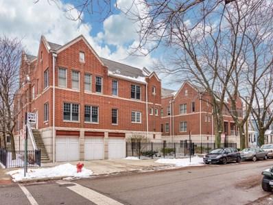 3957 N Hermitage Avenue UNIT 1, Chicago, IL 60613 - #: 10345749