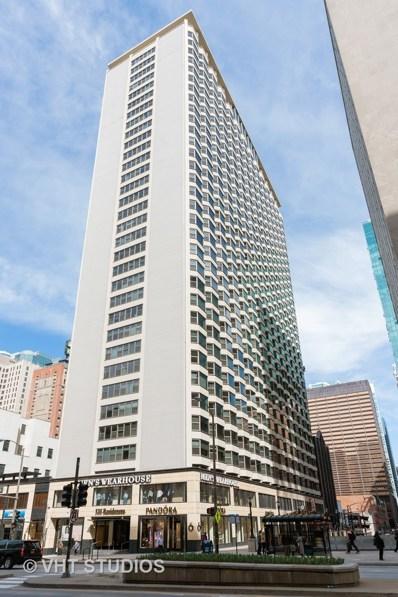 535 N Michigan Avenue UNIT 1807, Chicago, IL 60611 - #: 10345761