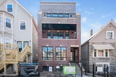 1117 W Newport Avenue UNIT 1, Chicago, IL 60657 - MLS#: 10345841