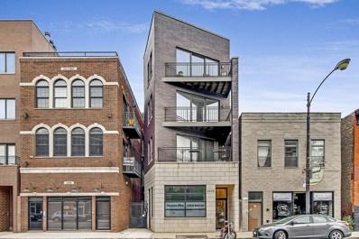 2338 W North Avenue UNIT 4, Chicago, IL 60647 - MLS#: 10345961
