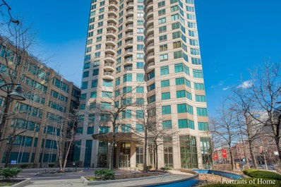 400 N Lasalle Drive UNIT 1801, Chicago, IL 60654 - #: 10345976