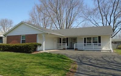 1215 Sunnymeade Drive, Rochelle, IL 61068 - #: 10346053