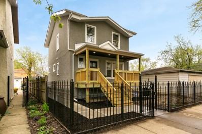 3714 W Sunnyside Avenue, Chicago, IL 60625 - #: 10346055