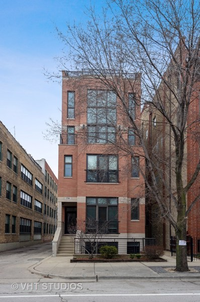 1744 W Belmont Avenue UNIT 1, Chicago, IL 60657 - #: 10346203