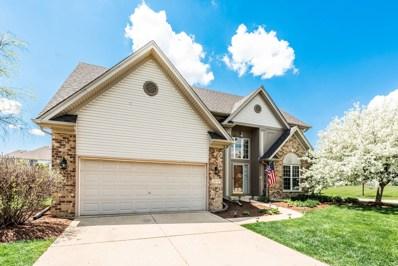 502 Lake Ridge Drive, South Elgin, IL 60177 - MLS#: 10346306