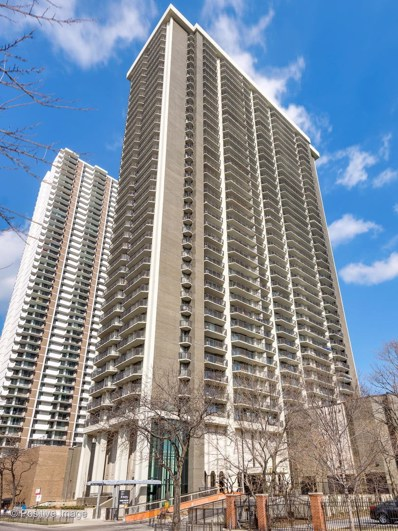 6007 N Sheridan Road UNIT 18D, Chicago, IL 60660 - #: 10346528