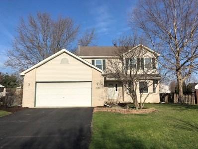 119 Fox Chase Drive S, Oswego, IL 60543 - #: 10346601