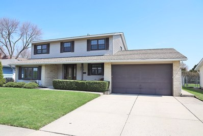 1233 Somerset Lane, Elk Grove Village, IL 60007 - #: 10346619