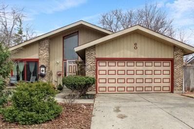 60 Berkshire Drive, Crystal Lake, IL 60014 - #: 10346631