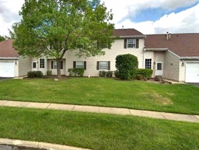 68 N Victoria Lane UNIT G, Streamwood, IL 60107 - #: 10346644