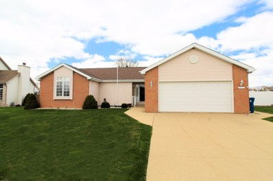 1547 Amhurst Way, Bourbonnais, IL 60914 - MLS#: 10346729
