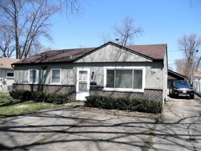 2105 McDonough Street, Joliet, IL 60436 - MLS#: 10347033