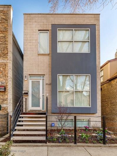 2045 W Shakespeare Avenue, Chicago, IL 60647 - #: 10347042