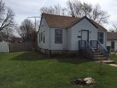 1518 Frederick Street, Joliet, IL 60435 - #: 10347083