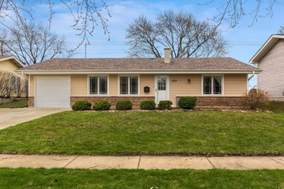 1313 W Oakmont Road, Hoffman Estates, IL 60169 - #: 10347103