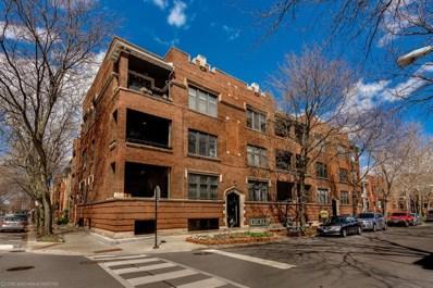 1356 W Rosemont Avenue UNIT 2, Chicago, IL 60660 - #: 10347271