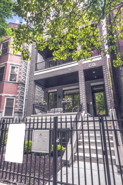 863 W Wrightwood Avenue UNIT 3, Chicago, IL 60614 - #: 10347349