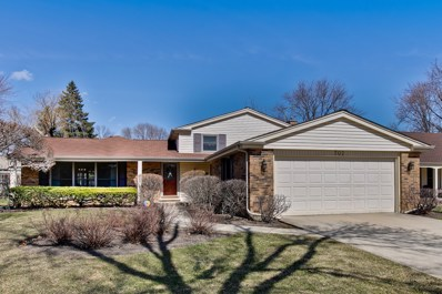 702 E Burr Oak Drive, Arlington Heights, IL 60004 - #: 10347464