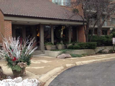 22 Park Lane UNIT 319, Park Ridge, IL 60068 - #: 10348090