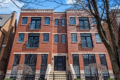 3621 N Lakewood Avenue UNIT 3S, Chicago, IL 60613 - #: 10348407