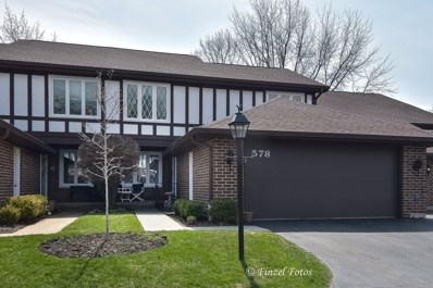 578 Cress Creek Terrace, Crystal Lake, IL 60014 - #: 10348519