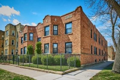 2511 W Ardmore Avenue UNIT 1, Chicago, IL 60659 - #: 10348556