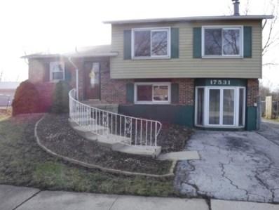 17531 Winston Drive, Country Club Hills, IL 60478 - MLS#: 10348589