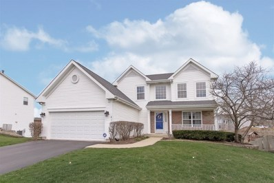 411 Lake Plumleigh Way, Algonquin, IL 60102 - MLS#: 10348592