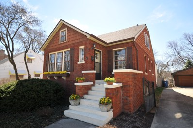 23 E Woodworth Place, Roselle, IL 60172 - #: 10348738