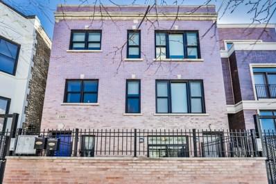 1525 N Claremont Avenue UNIT 1A, Chicago, IL 60622 - MLS#: 10348770