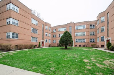 2637 W Fitch Avenue UNIT 3E, Chicago, IL 60645 - #: 10348991