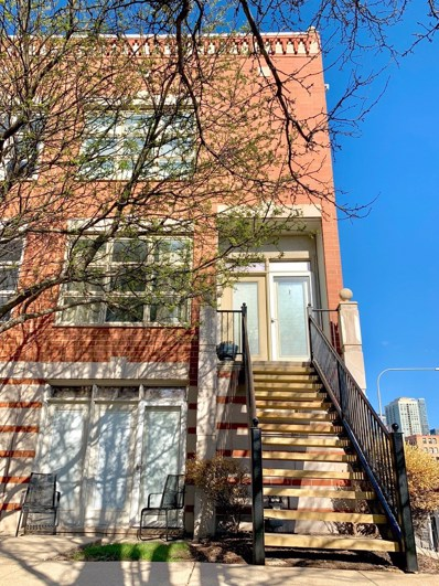 855 W Erie Street UNIT 117, Chicago, IL 60642 - #: 10349060